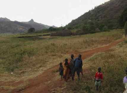 Northern Uganda