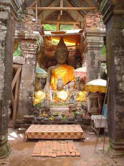 Wat Phu Cambodia